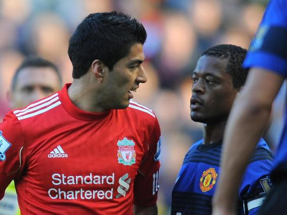 Suarez's time at Liverpool was littered with controversy (AFP via Getty Images)