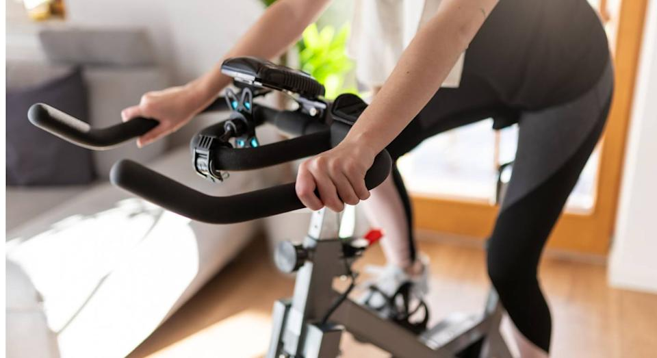 8 best spin bikes for home workouts in 2021. (Getty Images)