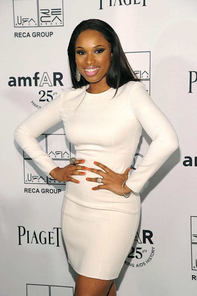 """Singer/actress Jennifer Hudson turns 30. Mike Coppola/<a href=""""http://www.wireimage.com"""" target=""""new"""">WireImage.com</a> - June 14, 2011"""