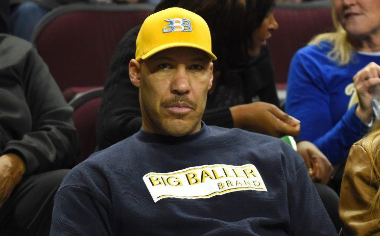 Lavar Ball isn't one to withhold his opinions. (Getty)