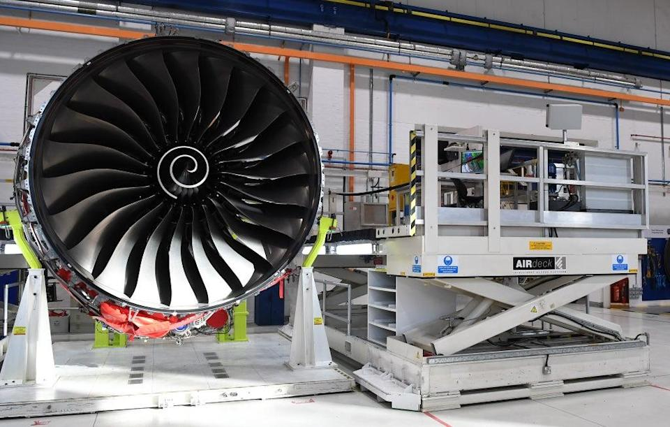 Rolls-Royce has agreed to sell its its Spanish arm ITP Aero (Paul Ellis/PA) (PA Archive)