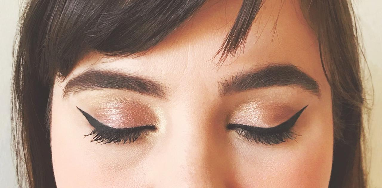 <p>The liner is not waterproof, but it's definitely smudge proof. I almost never have to reapply it throughout the day. One application in the morning and I'm set through the evening. If you prefer a thinner line, it's easy to create with a lighter touch. </p>