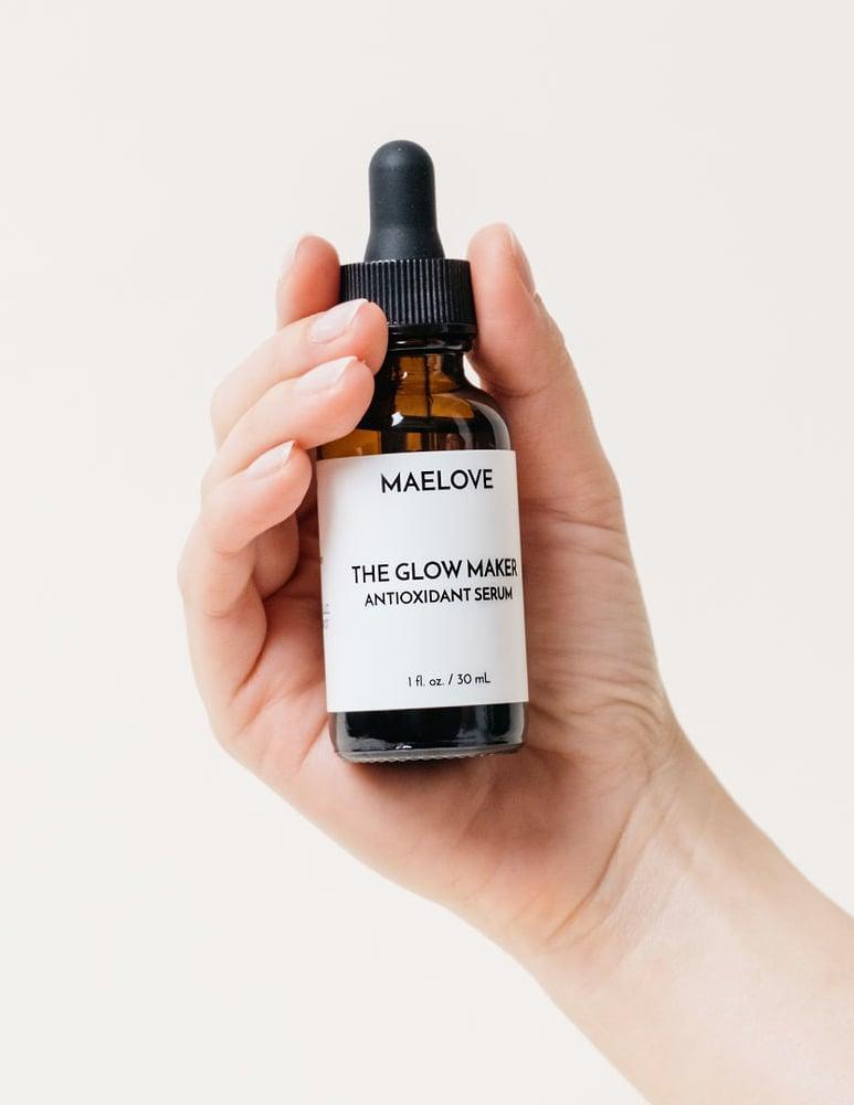 "<p><strong> The Product: </strong> <span>Maelove The Glow Maker</span> ($28) </p> <p><strong> The Rating: </strong> 4.9 stars </p> <p><strong> Why Customers Love It: </strong> This serum will make your skin glow with it's antioxidant-rich, potent forumla. It's a powerhouse serum that contains 15 percent vitamin C serum containing ferulic acid, hyalrounic acid, and vitamin E. It's known for being a dupe of the the crème de la crème of brightening serums, Skinceuticals C E Ferulic. Customers rave that ""it helps fade hyperpigmentation with consistent use"" and many have repurchased this claiming ""it will be their go-to morning serum for as long as they keep making it!""</p>"