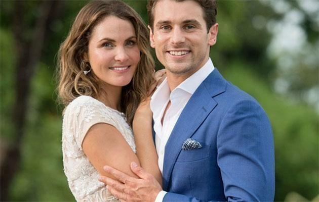 It seems The Bachelor's Matty J and Laura Byrne might not actually be Facebook friends yet. Source: Channel 10