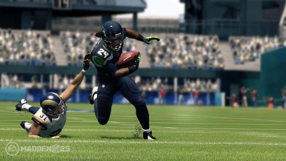 Madden 25 Seahawks Offensive Playbook