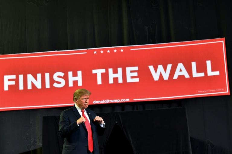 Even as US President Donald Trump stirred up border controversy at a raucous rally in the frontier city of El Paso, lawmakers said a provisional deal had been reached