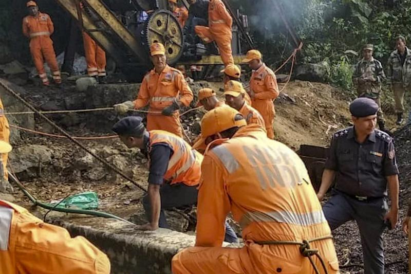 For Shame! Nation That Prayed for Thai Boys Doesn't Care About Meghalaya Miners