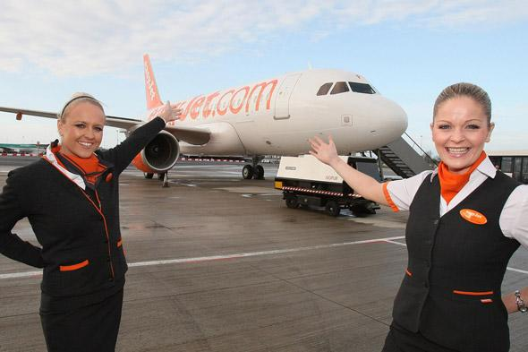Easyjet tests allocated seating on selected flights