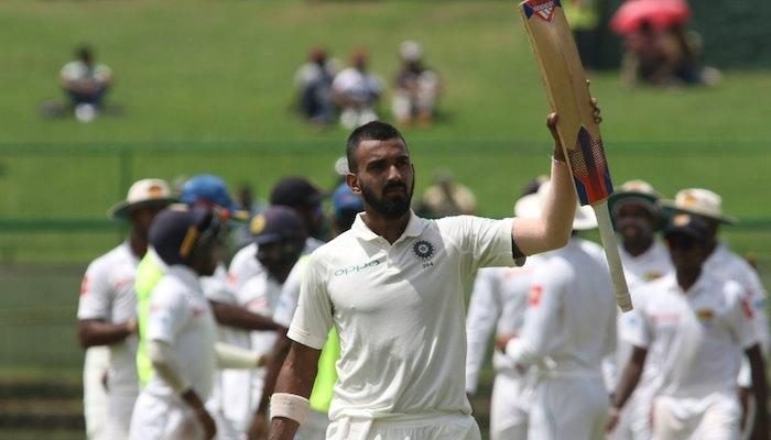 <p><span><em>August 13(CRICKETNMORE) - Indian batsman KL Rahul, with his latest half-century vs Sri Lanka on the opening day of the third test on Saturdayin Pallekele, became only the 6th cricketer and first Indian to score 7 successive Test fifties.</em></span></p>