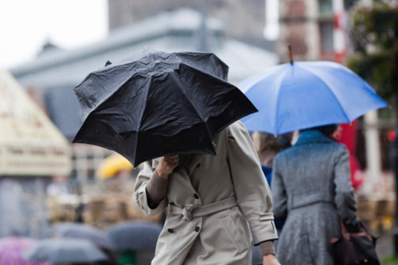 B.C.: Unsettled weather through the weekend, but it won't be a washout