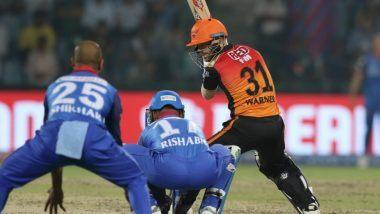 DC vs SRH, IPL 2020 11th Match Preview: In-Form Delhi Capitals Eye Hat-Trick of Wins As They Play Sunrisers Hyderabad
