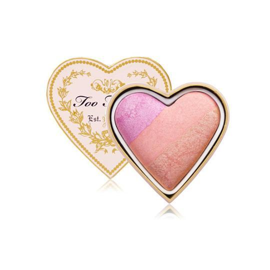 Cheeks Best multi-color: TOO FACED Sweethearts Perfect Flush Blush, $30