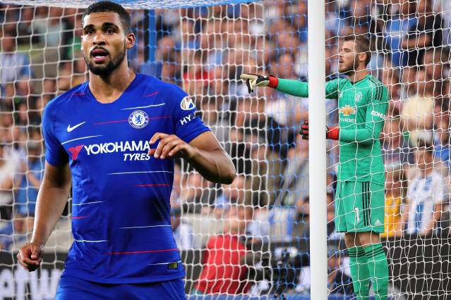 David de Gea looks set to stay with Manchester United but Ruben Loftus-Cheek's Chelsea future is less certain