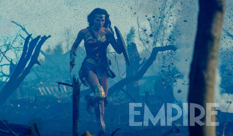 Wonder Woman takes on World War I - Credit: Warner Bros/Empire