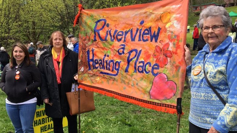 Advocates propose mixed-use mental-health 'village' on Riverview lands