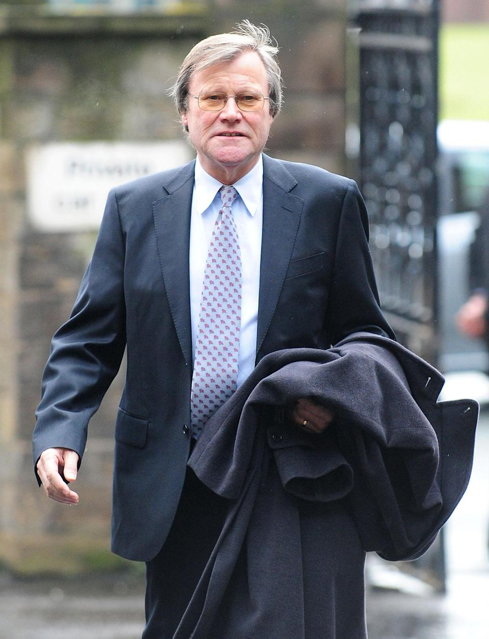 David Neilson is the instantly recognisable actor who plays Roy Cropper in 'Coronation Street'  but soap superfans will know that he also made one brief appearance 'EastEnders'.