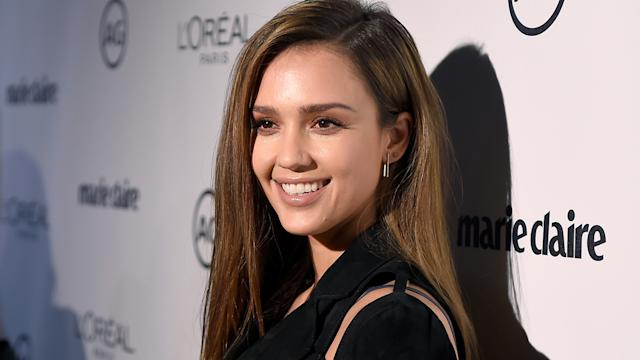 Really. Jessica alba perfect smile message removed