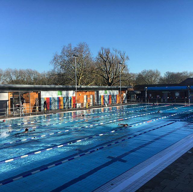 """<p><strong>Where?</strong> Hackney, E8 3EU</p><p><strong>Details</strong>: London Fields Lido is a 50m outdoor heated swimming pool, which is floodlit, allowing you to swim in all weathers (should you want to). There are normally four lanes open. For non-members, it's £5.10 to swim. </p><p><strong>When is it likely to re-open? </strong>At the moment, there's no set date for the re-opening of the lido. <strong></strong></p><p><a href=""""https://www.instagram.com/p/B97cRxJn1hA/"""">See the original post on Instagram</a></p>"""
