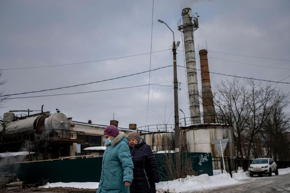 <p>Vladimir region, east of Moscow, is the site of the jail that houses about 800 inmates</p> (AFP via Getty Images)