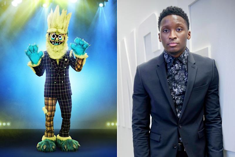 Victor Oladipo as the Thingamajig | Michael Becker/FOX; Ron Hoskins/Getty Images