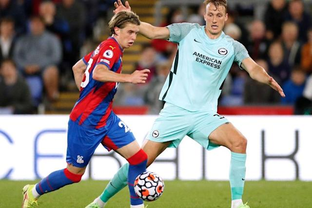 Crystal Palace player ratings vs Brighton: Gallagher steals the show as  Zaha haunts rivals again