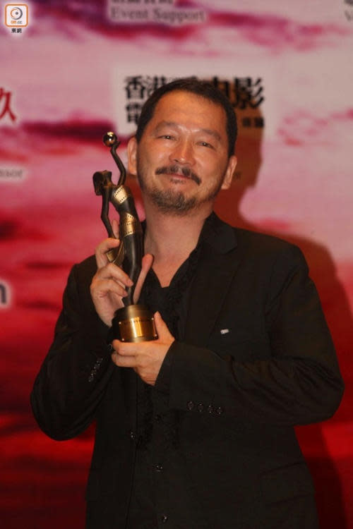 Liu Kai Chi won Best Supporting Actor for his role in 'Beast Stalker' in 2009