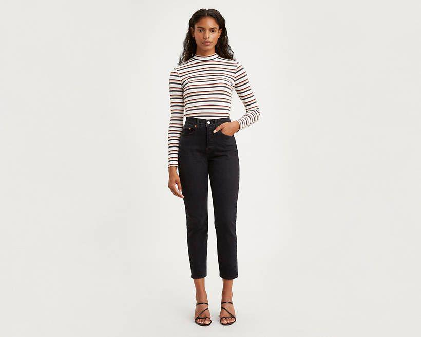 """<p><strong>Levi's</strong></p><p>levi.com</p><p><a href=""""https://go.redirectingat.com?id=74968X1596630&url=https%3A%2F%2Fwww.levi.com%2FUS%2Fen_US%2Fapparel%2Fclothing%2Fbottoms%2Fwedgie-fit-ankle-womens-jeans%2Fp%2F228610064&sref=https%3A%2F%2Fwww.cosmopolitan.com%2Fstyle-beauty%2Ffashion%2Fg33460934%2Flevis-2020-sale-ribcage%2F"""" rel=""""nofollow noopener"""" target=""""_blank"""" data-ylk=""""slk:SHOP NOW"""" class=""""link rapid-noclick-resp"""">SHOP NOW</a></p><p><strong><del>$98</del></strong> <strong>$68.60 (30% off)</strong></p>"""