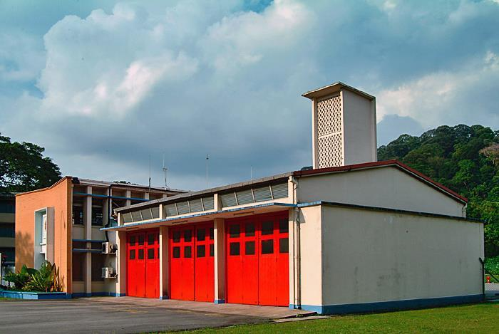 The former Bukit Timah Fire Station, which is gazetted for conservation by URA. (PHOTO: Facebook)