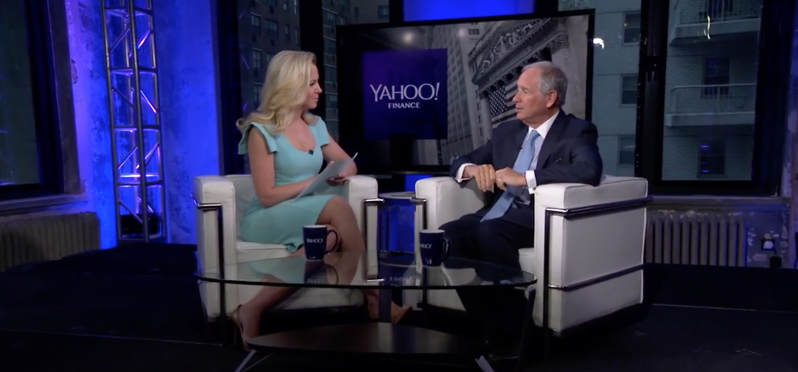 Blackstone CEO Steve Schwarzman sits down with Yahoo Finance's Julia La Roche to discuss his contribution of $25 million to Abington High School, the largest ever private donation to a public school.