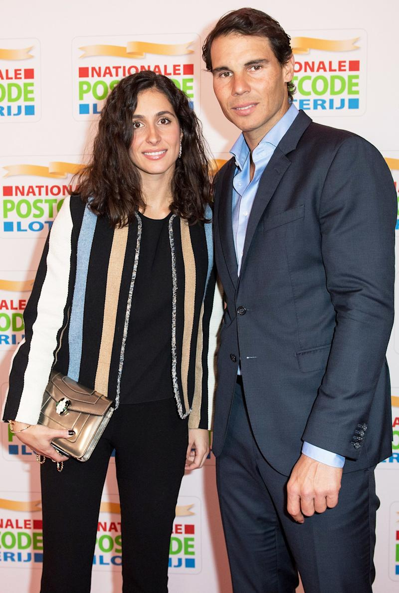 A Perfect Match! Rafael Nadal and Mery Perelló Are Married