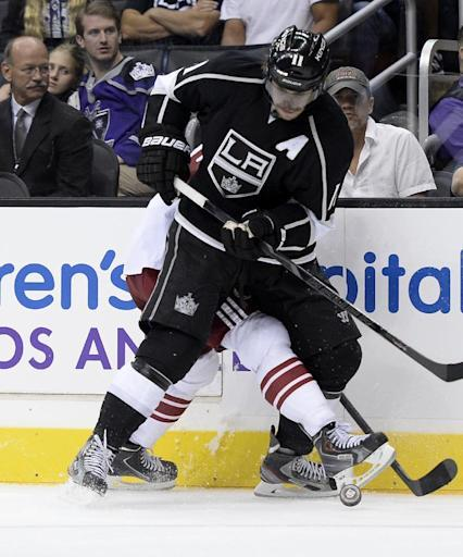 Yandle, Szwarz lift Coyotes (ss) over Kings (ss)