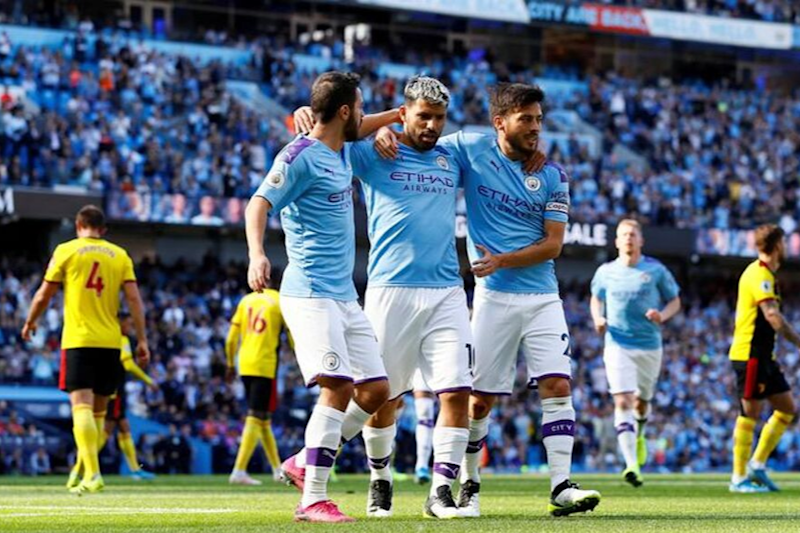 Premier League: Bernardo Silva Salutes 'Unbelievable' Manchester City after Beating Watford 8-0