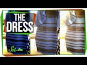 "<p>In February of 2015, <a href=""https://slate.com/technology/2017/04/heres-why-people-saw-the-dress-differently.html"" rel=""nofollow noopener"" target=""_blank"" data-ylk=""slk:a single dress broke the internet"" class=""link rapid-noclick-resp"">a single dress broke the internet</a>, tore families apart, and had people feuding about what its true color(s) were. Some people saw a white and gold dress while others (the correct ones) saw a black and blue one.</p><p><a href=""https://www.youtube.com/watch?v=jexnhNfOzHg"" rel=""nofollow noopener"" target=""_blank"" data-ylk=""slk:See the original post on Youtube"" class=""link rapid-noclick-resp"">See the original post on Youtube</a></p>"