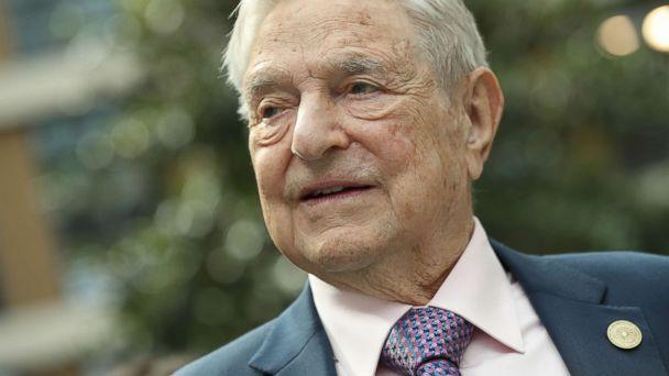 PHOTO: Financier and philanthropist George Soros attends the official opening of the European Roma Institute for Arts and Culture (ERIAC) at the German Foreign Ministry on June 8, 2017 in Berlin. (Sean Gallup/Getty Images)