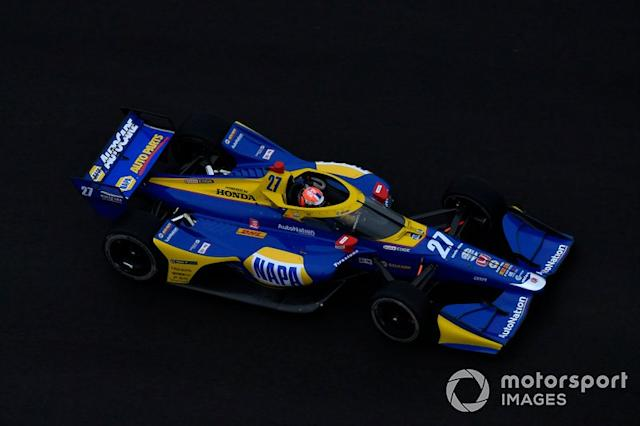 "Alexander Rossi, Andretti Autosport Honda <span class=""copyright"">Scott R LePage / Motorsport Images</span>"