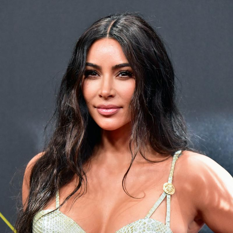 People Accused Kim Kardashian of Wearing Blackface on a New Cover