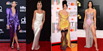 <p>If you were tasked with picking a favourite Dua Lipa outfit, chances are, you wouldn't know where to start. The reason being, the singer has so many incredible looks, both on and off the red carpet, that there are simply too many to choose from - the sign of a fashion icon, amiright?</p><p>So, rather than trying to select just one outfit to fawn over, we decided to take a stylish stroll (er, strut?) down memory lane to relive some of Dua's very best looks, focusing on her famously fab red carpet wardrobe. From feathery floor-length gowns, to shimmery glitter mini dresses and silky two-pieces, there's no shortage of incredible designer numbers to feast your eyes on. </p><p>Without further ado, let's take a look back at Dua Lipa's best red carpet outfits over the years.</p>