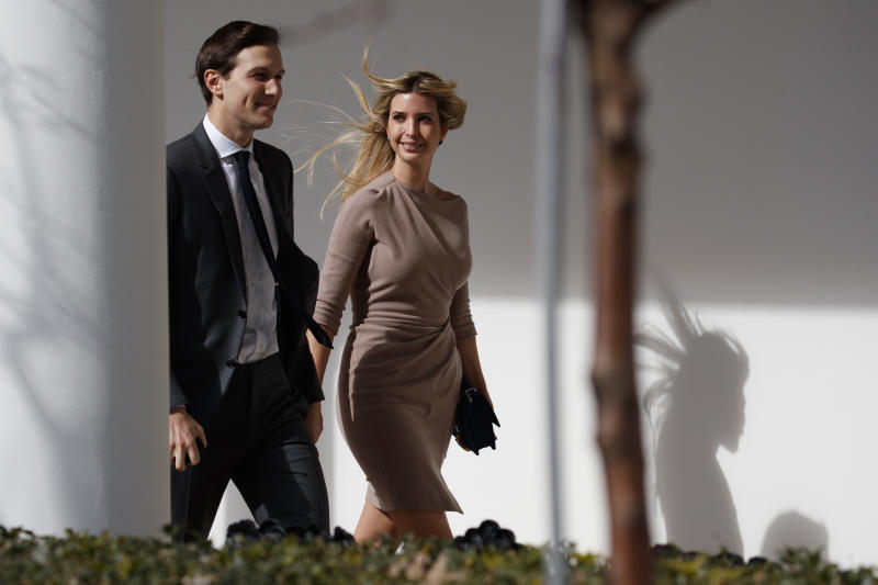 Timeline: Ivanka Trump goes to Washington, and sales surge