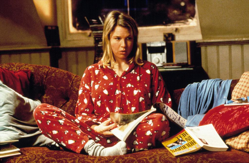 "<a href=""http://movies.yahoo.com/movie/bridget-joness-diary/"">BRIDGET JONES'S DIARY</a> (2001) <br>Directed by: Sharon Maguire <br>Starring: Renee Zellweger, Colin Firth and Hugh Grant"