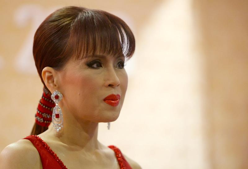 Thai Princess Ubolratana Says She's Sorry for Causing Problems