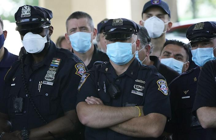 The violence follows a coronavirus shut down, in which thousands were left unemployed.
