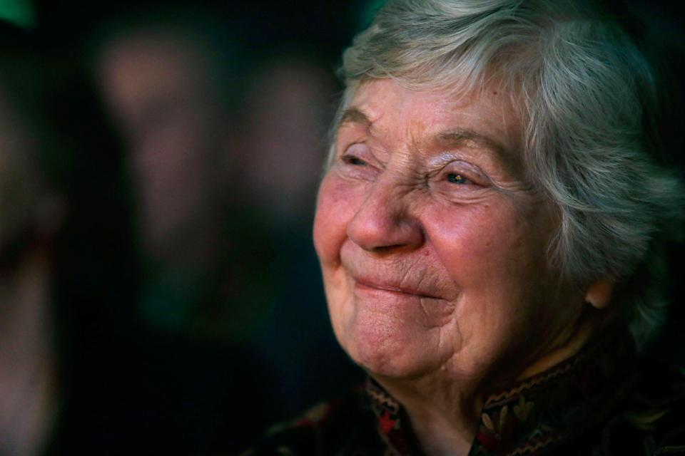<p>Shirley Williams, who has died at the age of 90</p> (Getty)