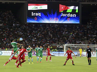FIFA World Cup 2022 Qualifiers: Football's governing body clears Iraq to host matches in Basra
