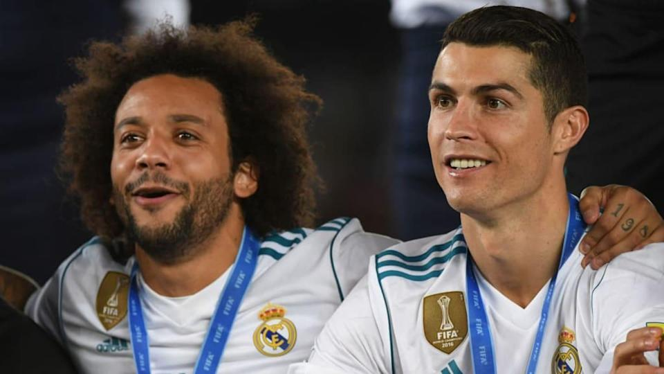 Cristiano Ronaldo, Marcelo | Kaz Photography/Getty Images