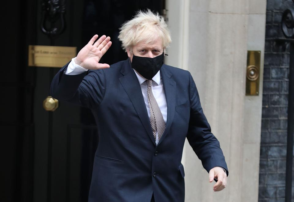 <strong>Prime minister Boris Johnson</strong> (Photo: PA)