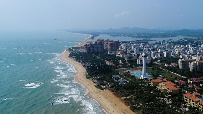Sunac China has high hopes for holiday island Hainan, where it bought projects from troubled HNA