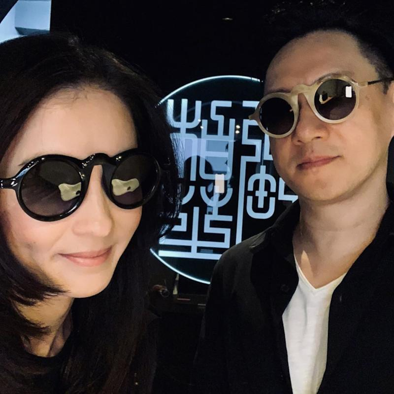 Hong Kong actress Cecelia Cheung is unhappy with the presence of media at her new shop at Central, Hong Kong and claims it deters customers from coming into her shop. — Picture from Instagram/ cecilia_pakchi_cheung