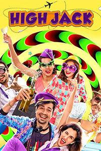 <p>A ridiculously whacky situation arises when a bunch of first-time hijackers try to hijack a plane but accidentally get high along with the passengers. </p>