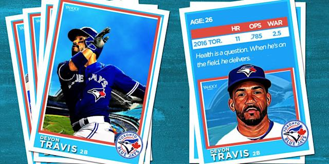 <p>The Blue Jays second baseman may be small, but he's got sneaky power. </p>