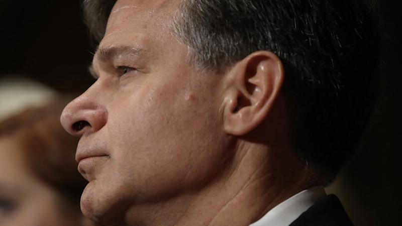 Trump Wants to Oust FBI Director Chris Wray After The Election